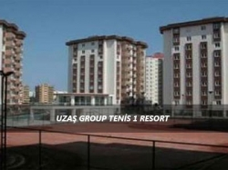 Uzay Group Tenis 1 Resort